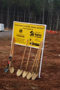 Habitat Ground Breaking 6