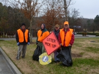 View the album Parkway Litter Pick-up